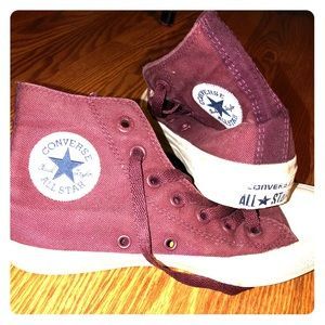 Shoes - Chuck Taylor's